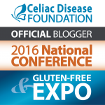 Celiac Disease Foundation Conference 2016