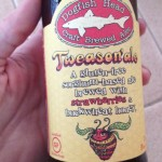Review: Dogfish Head Tweason'ale Gluten Free Beer