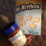 Review: Gluten Free Kinnikinnick's KinniKritters and Peanut Butter & Co. Dark Chocolate Dreams