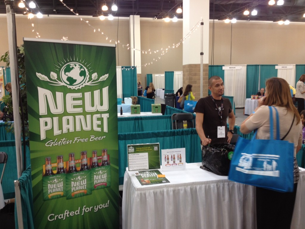 Giveaway: New Planet Gluten Free Beer - Celiac and the Beast