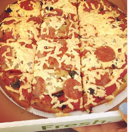 GFDF Pizza