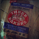 Three Bakers Ancient Grains
