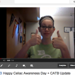 Celiac Awareness Days Video Update