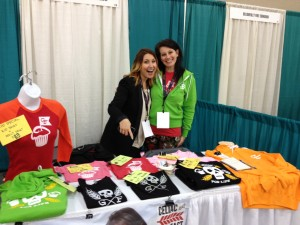 Me & Jilly at the CDF Expo