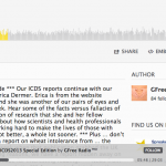 Celiac and the Beast on The GFree Radio Show about ICDS 2013