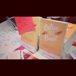 Celiac and the Beast Book