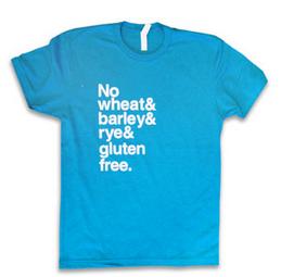 CATB gluten free t-shirts