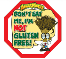 Allermates Food Allergy Merchandise