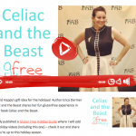 Celiac and the Beast on G-Free and Happy Show