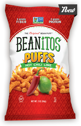 Beanitos Hot Chili Lime