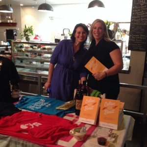 Jewel's Grand Opening & CATB book launch