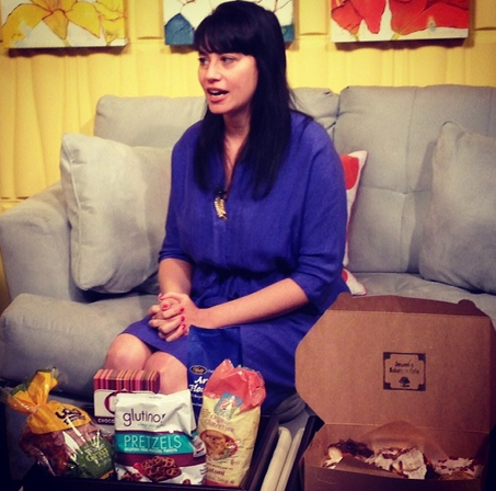 Celiac and the Beast on AZTV's Morning Scramble