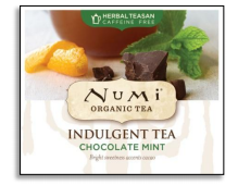 Numi indulgent tea