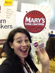 Mary's Gone Crackers at Expo West