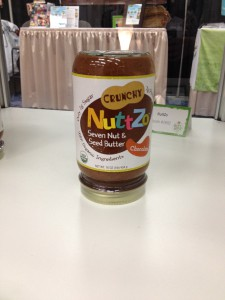 Nuttzo nut and seed spread