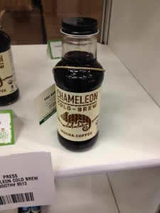 Expo West Chameleon Cold Brew WITH SUGAR!