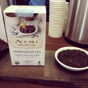 Numi Indulgent Chocolate Earl Grey Tea