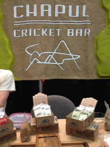 Chapul Cricket Bar