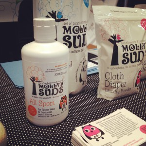 Molly Suds Sport Wash