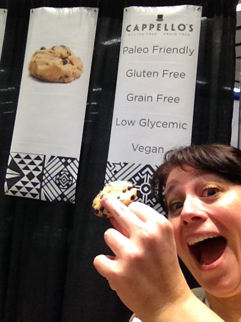 Cappello's Gluten Free Vegan Paleo Cookie Dough