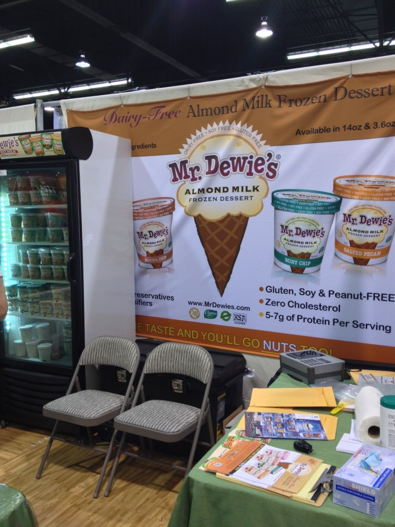 Mr. Dewie's Cashew Milk Frozen Dessert