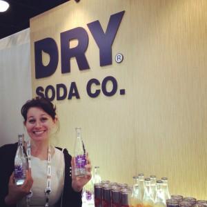 Dry Soda Lavender Soda