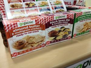 Go Picnic Breakfast Packs