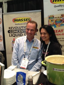 Massel Concentrated Liquid Stock  & Tess The Blender GIrl