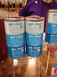 Get Clean Detox Tea Set By Republic Of Tea