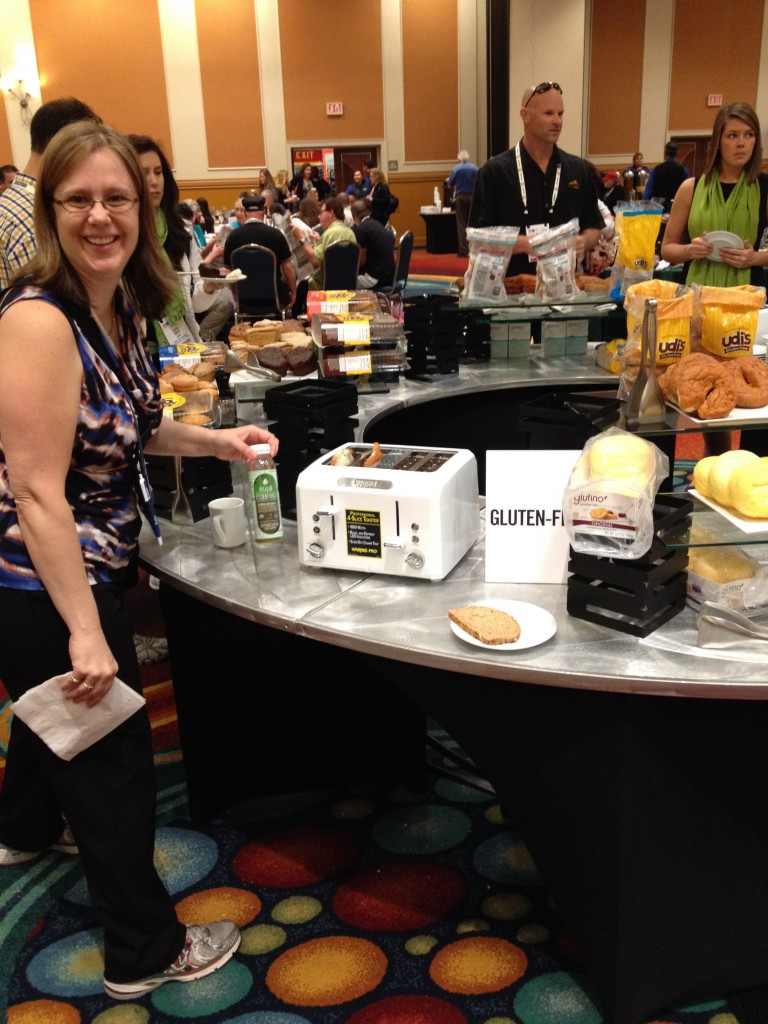 Udi's galore at Natural Products Expo West