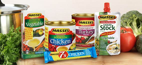the Massel family of products