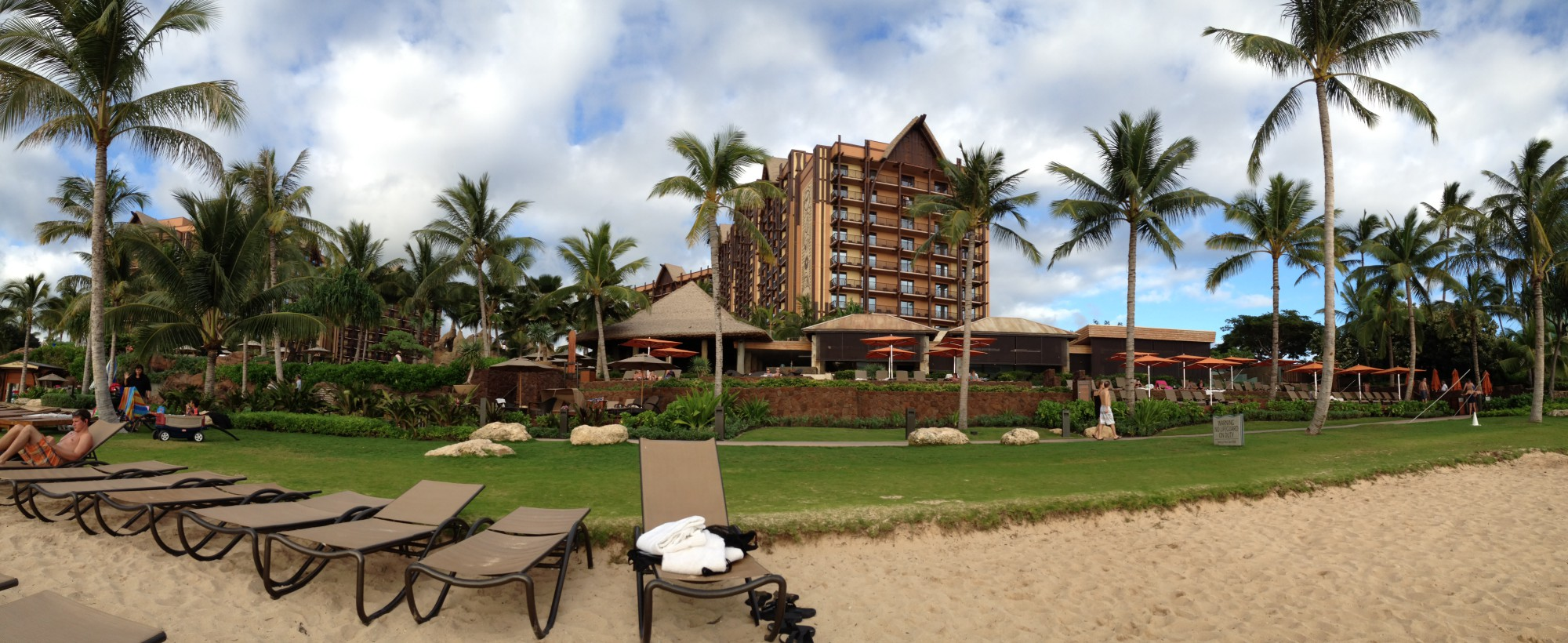 The beautiful Disney Aulani Property in Hawaii