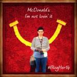 A Celiac and a Vegan Walk Into a McDonald's Sponsored Party
