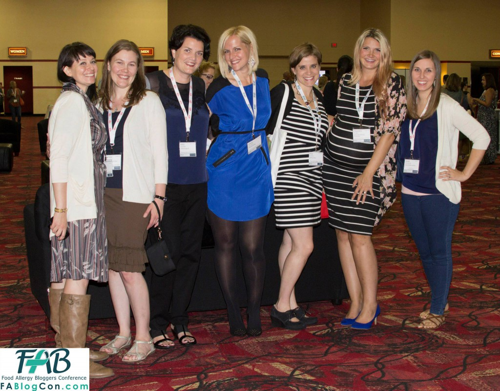 Photos from the Sanofi US Sponsored Opening Night for the Food Allergy Bloggers Conference — at South Point Hotel, Casino & Spa.