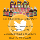 Bhakti Chai Twitter Party