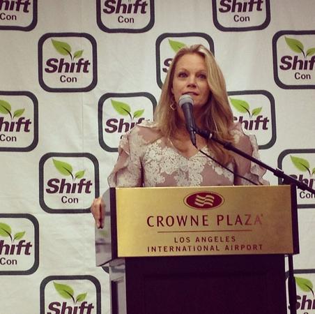 Robyn O'Brien keynote at ShiftCon