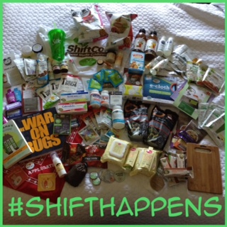 #ShiftHappens Giveaway
