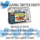 Hilarys Eat Well Thanksgiving Twitter Party