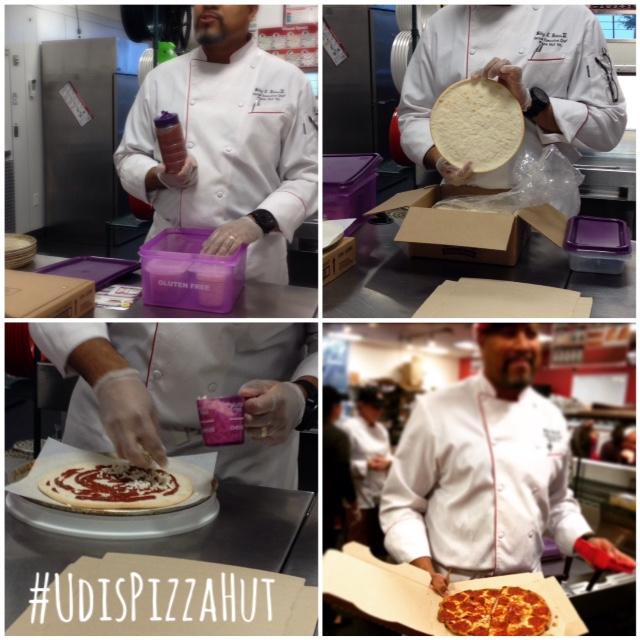 #UdisPizzaHut