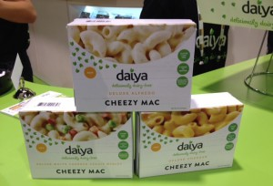 Daiya Cheezy Mac at Expo West 2015