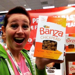 Banza at Expo West 2015