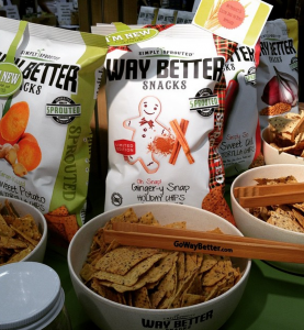 Way Better Snacks at Expo West 2015