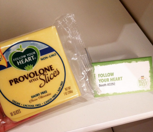 Follow Your Heart Provolone Slices