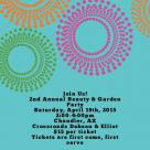CDF Beauty & Garden Party