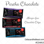 Celiac Disease Awareness Month Pascha Chocolate #CDAM15