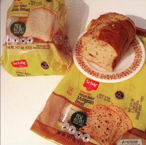 Summer Snacks 2015: Schar Artisan Bread
