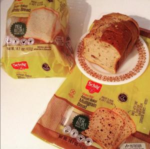 Summer Snacks 2015: Schar Artisan Bread