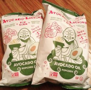 Summer Snacks 2015: Lesser Evil Popcorn