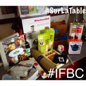 Sur La Table & KitchenAid at IFBC