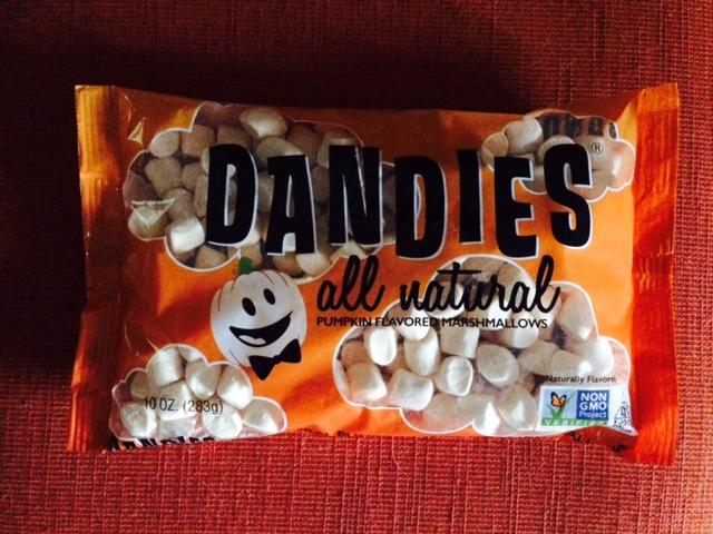 Dandies Pumpkin Marshmallows